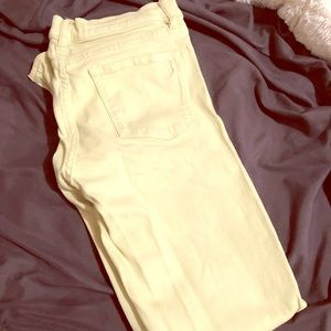 Juicy Couture Yellow Jeans